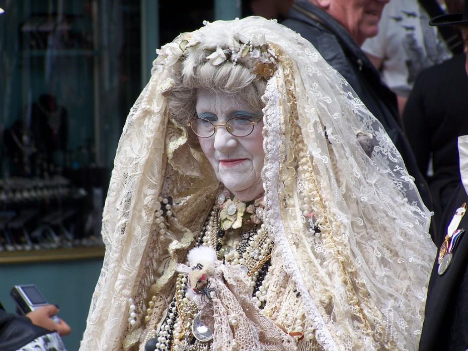 Dickens Festival | Miss Haversham © Marja Kingma